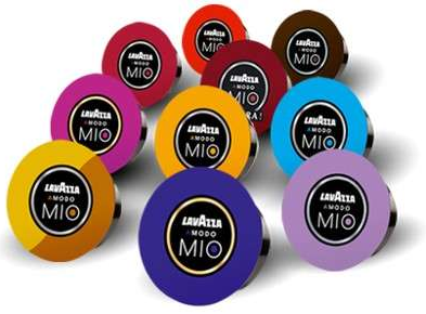AMR Lavazza supplies A Modo Mio Coffee Capsules