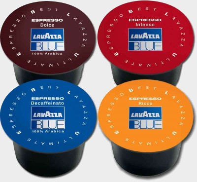 AMR Lavazza supplier of Lavazza Blue Coffee Capsules