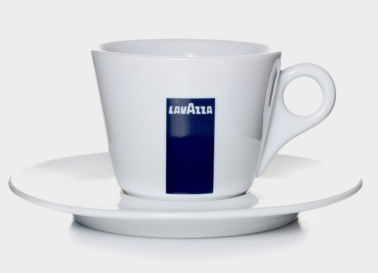 Lavazza china mug and cup sets for sale